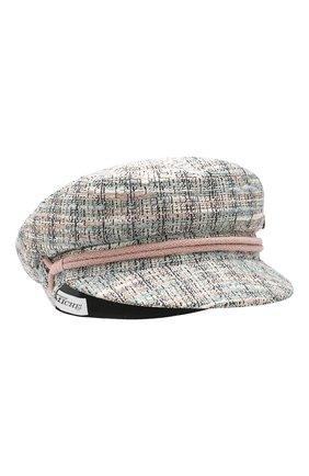 Женская кепка new abby MAISON MICHEL разноцветного цвета, арт. 2213028001/NEW ABBY | Фото 1