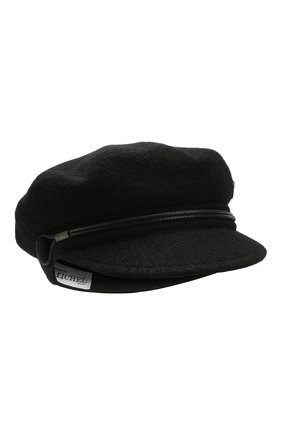 Женская кепка new abby MAISON MICHEL черного цвета, арт. 2213033001/NEW ABBY | Фото 1