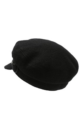 Женская кепка new abby MAISON MICHEL черного цвета, арт. 2213033001/NEW ABBY | Фото 2