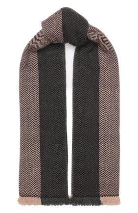 Кашемировый шарф Hawick | Фото №1