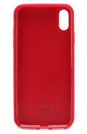 Мужской чехол для iphone x/xs SWAROVSKI красного цвета, арт. 5479960 | Фото 2