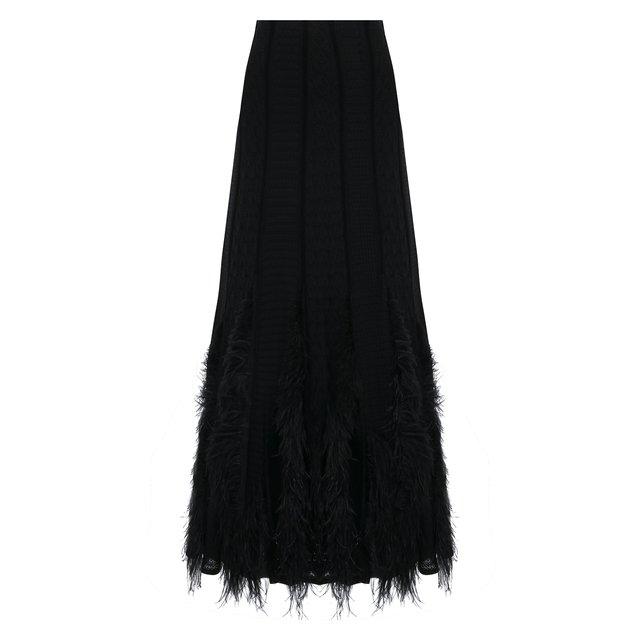 Шелковая юбка Ralph Lauren