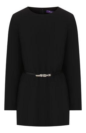 Блузка с поясом | Фото №1