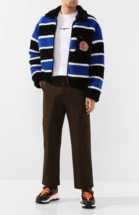 Мужская куртка MARNI разноцветного цвета, арт. JUMU0043Q0/S23528 | Фото 2