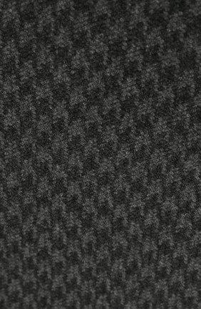 Мужской кашемировый шарф LORO PIANA серого цвета, арт. FAI7223 | Фото 2