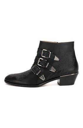Кожаные ботинки Susanna | Фото №3