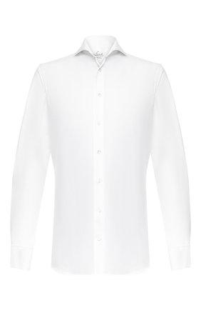 Мужская хлопковая сорочка VAN LAACK белого цвета, арт. RES0-DSFN/150142 | Фото 1