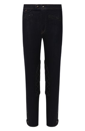 Женские джинсы POLO RALPH LAUREN синего цвета, арт. 211763824 | Фото 1