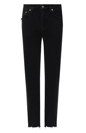 Женские джинсы AGOLDE черного цвета, арт. A045C-1139 | Фото 1