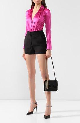 Женская сумка valentino garavani vsling small VALENTINO черного цвета, арт. SW0B0F01/HFB | Фото 2