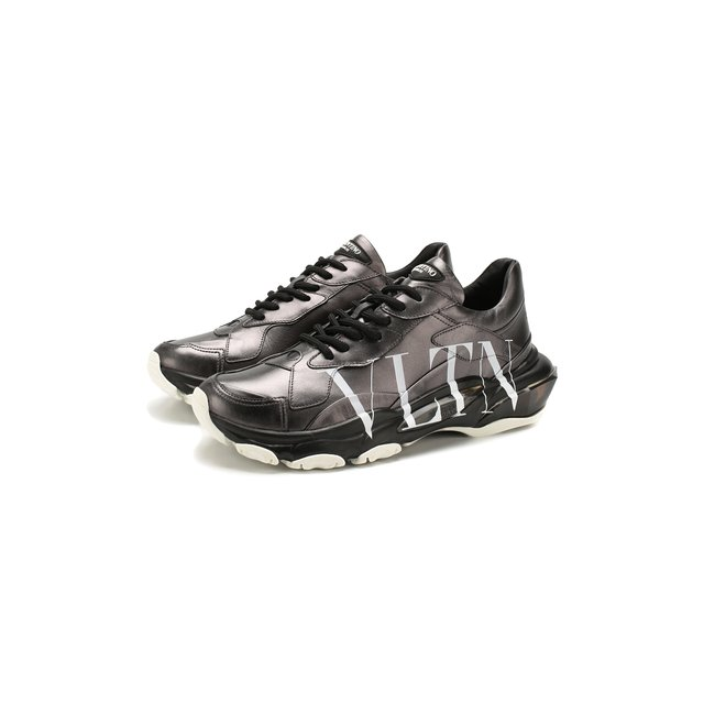 Кожаные кроссовки Valentino Garavani Bounce Valentino — Кожаные кроссовки Valentino Garavani Bounce