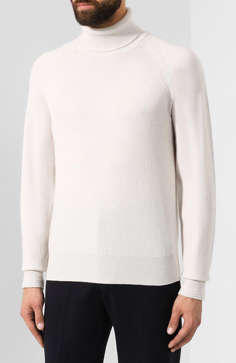 Кашемировый свитер   Фото №3