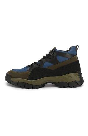 Комбинированные ботинки   Фото №3