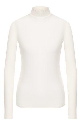 Женская водолазка из вискозы THEORY белого цвета, арт. J0826513 | Фото 1