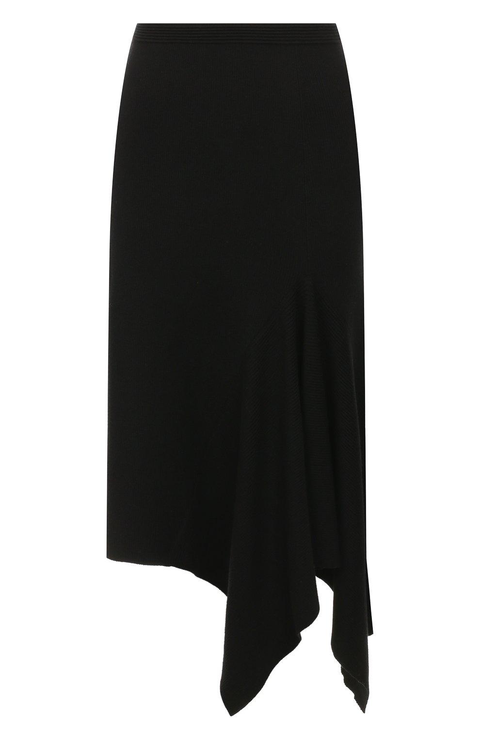 Женская юбка DIANE VON FURSTENBERG черного цвета, арт. 13337DVF   Фото 1