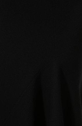 Женская юбка DIANE VON FURSTENBERG черного цвета, арт. 13337DVF   Фото 5