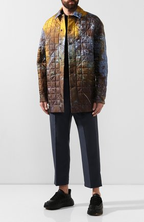Шелковая куртка | Фото №2
