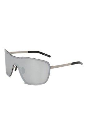 Мужские солнцезащитные очки PORSCHE DESIGN светло-серого цвета, арт. 8664-A | Фото 1