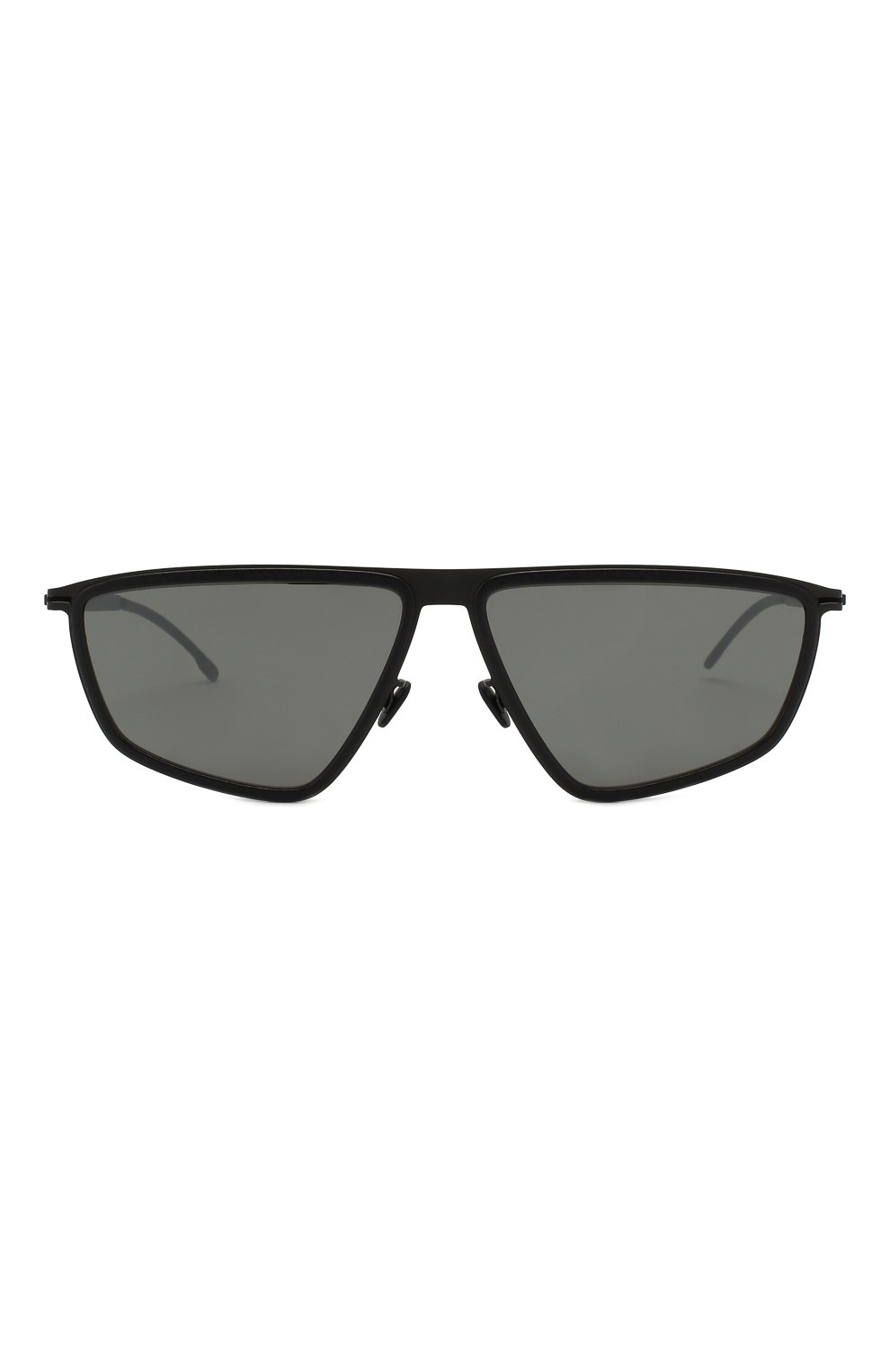 Женские солнцезащитные очки MYKITA MYLON черного цвета, арт. TRIBE/305   Фото 2