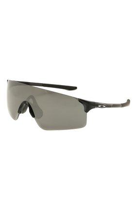 Женские солнцезащитные очки OAKLEY серого цвета, арт. 9454-945401 | Фото 1