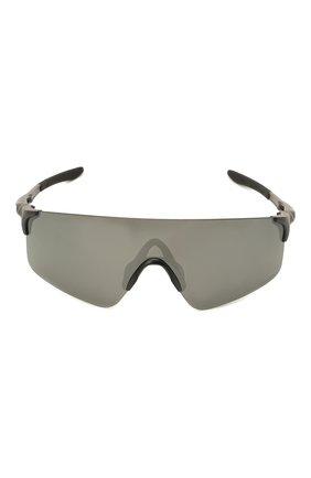 Женские солнцезащитные очки OAKLEY серого цвета, арт. 9454-945401 | Фото 3