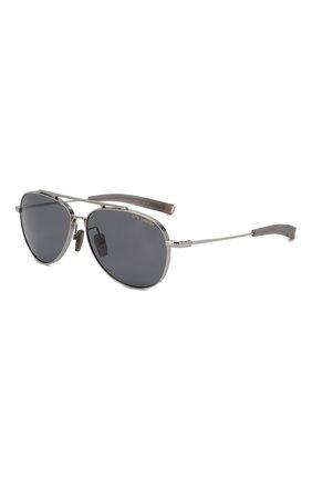 Мужские солнцезащитные очки DITA серого цвета, арт. LSA-101/01 | Фото 1
