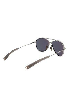 Мужские солнцезащитные очки DITA серого цвета, арт. LSA-101/01 | Фото 3