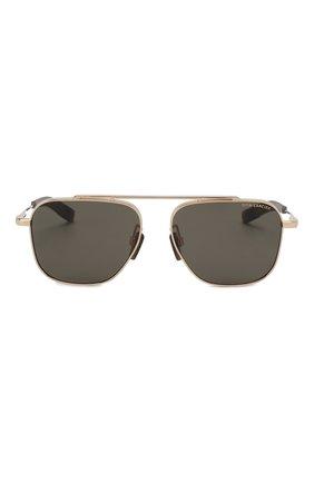 Мужские солнцезащитные очки DITA золотого цвета, арт. LSA-102/02 | Фото 2