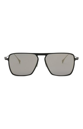 Мужские солнцезащитные очки YOHJI YAMAMOTO светло-серого цвета, арт. YY7036 509 | Фото 2