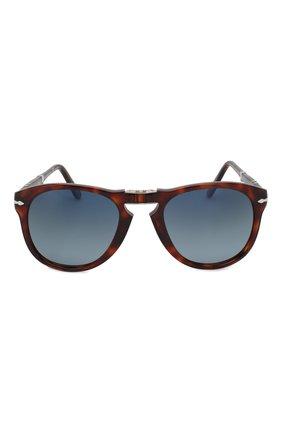 Мужские солнцезащитные очки PERSOL коричневого цвета, арт. 0714-24/S3 | Фото 2