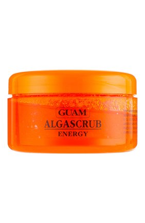Скраб с эфирными маслами Algascrub Energy | Фото №1