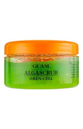 Скраб с эфирными маслами Algascrub Dren-Cell | Фото №1