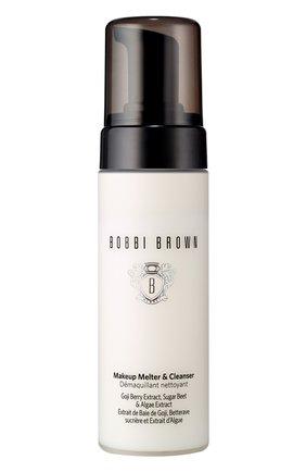 Женского средство для очищения кожи и снятия макияжа BOBBI BROWN бесцветного цвета, арт. EM67-01 | Фото 1