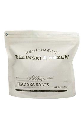 Соль мертвого моря Moss | Фото №1