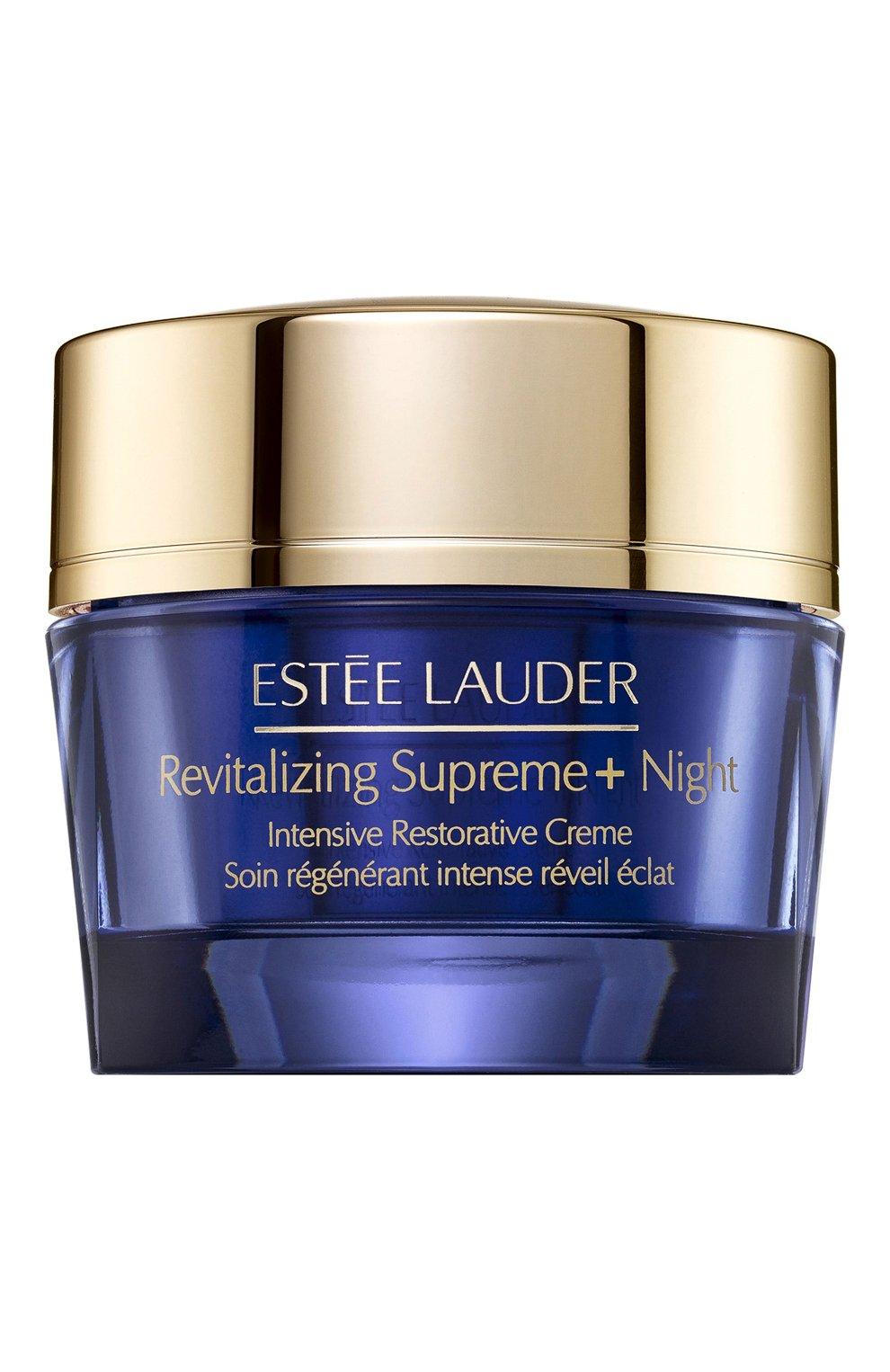 Женского ночной интенсивный крем для сохранения молодости кожи ESTÉE LAUDER бесцветного цвета, арт. P6RJ-01 | Фото 1