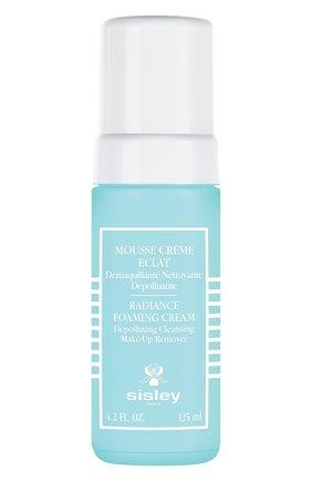 Женского крем-мусс для снятия макияжа и удаления загрязнений SISLEY бесцветного цвета, арт. 152510 | Фото 1
