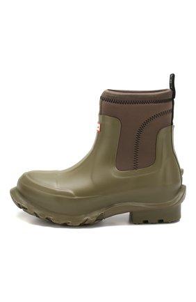 Резиновые ботинки Stella McCartney x Hunter | Фото №3