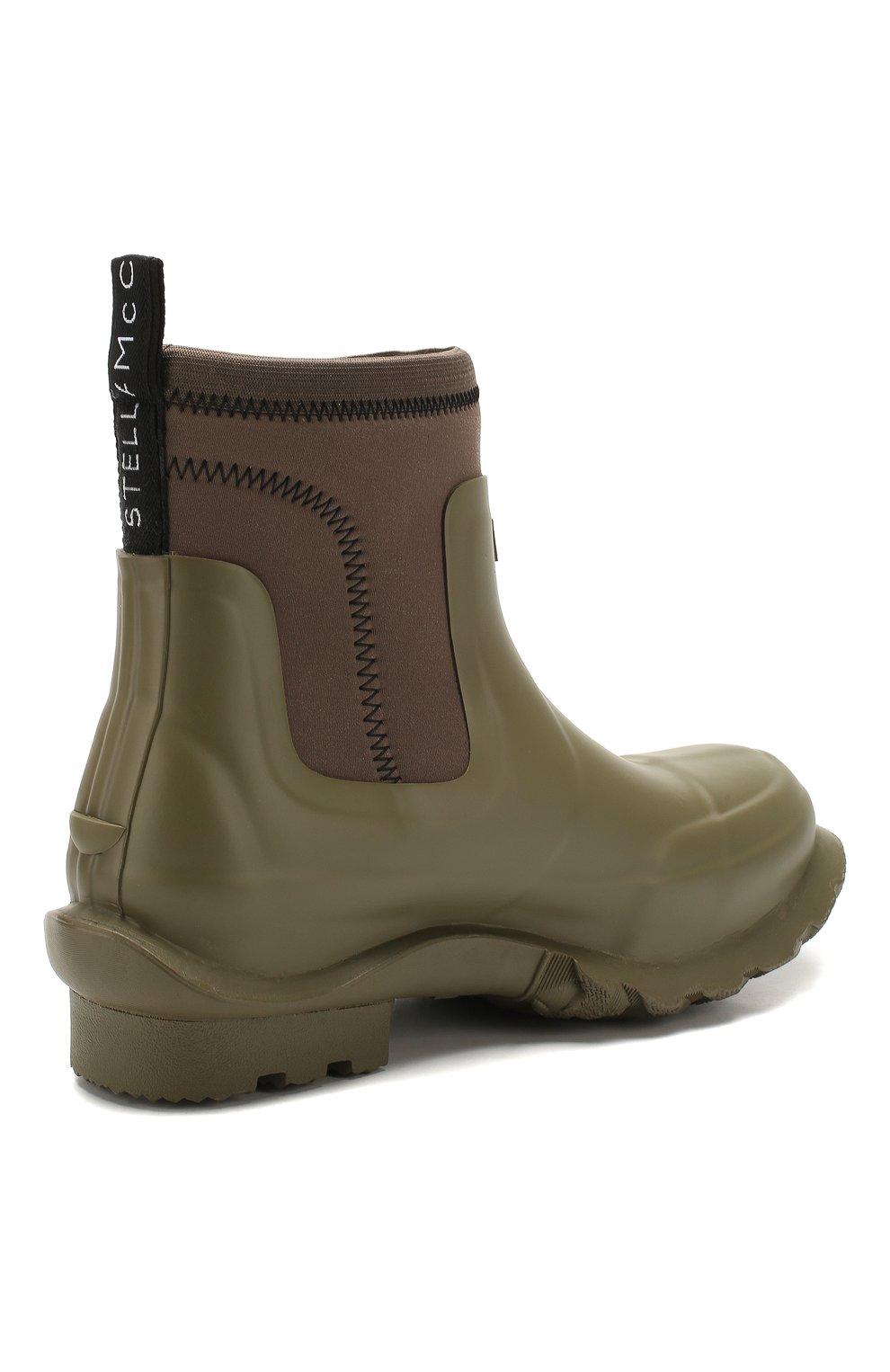 Резиновые ботинки Stella McCartney x Hunter | Фото №4