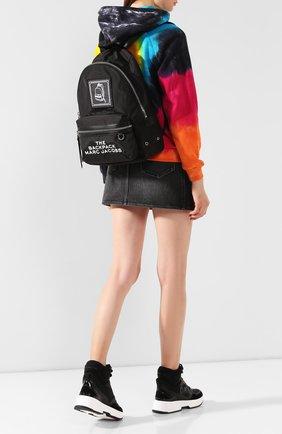 Женский рюкзак backpack large MARC JACOBS (THE) черного цвета, арт. M0015412 | Фото 2