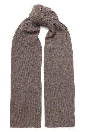 Мужские кашемировый шарф FALIERO SARTI бежевого цвета, арт. I20 2129 | Фото 1