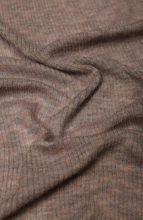 Мужские кашемировый шарф FALIERO SARTI бежевого цвета, арт. I20 2129 | Фото 2