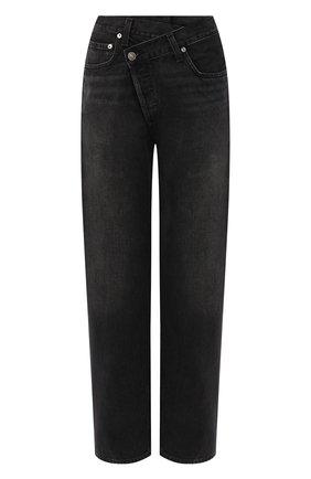 Женские джинсы AGOLDE серого цвета, арт. A097-1157   Фото 1