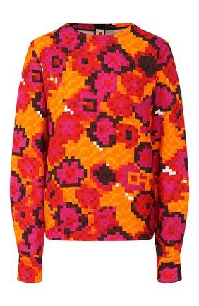 Блузка из вискозы | Фото №1