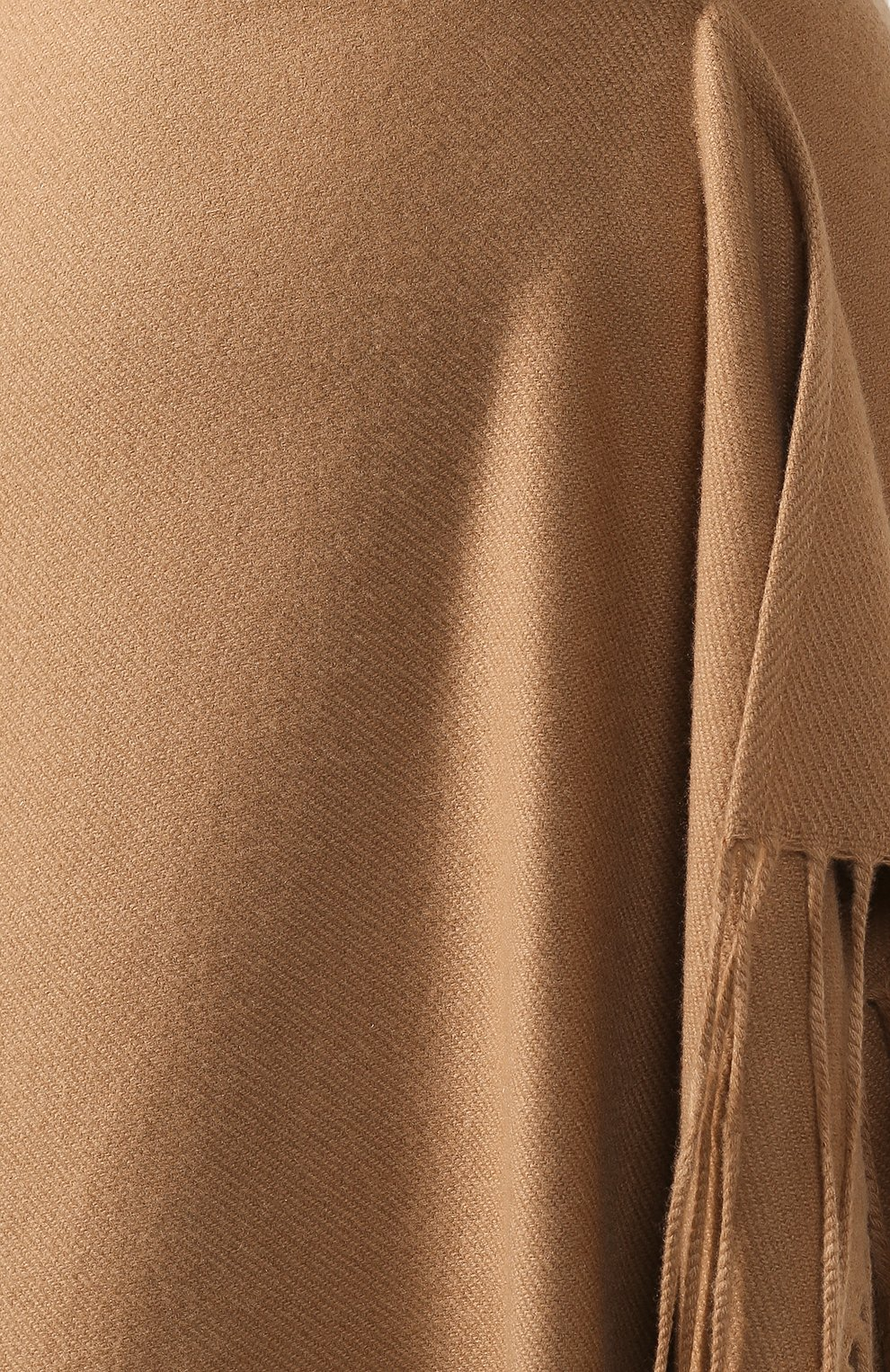 Женская шерстяная юбка ESCADA бежевого цвета, арт. 5031182 | Фото 5