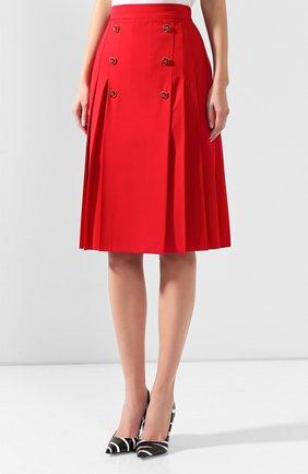 Шерстяная юбка   Фото №3
