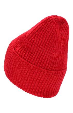 Детского шапка POLO RALPH LAUREN красного цвета, арт. 313763438 | Фото 2