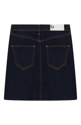 Детская джинсовая юбка DESIGNERS, REMIX GIRLS синего цвета, арт. 14927 | Фото 2
