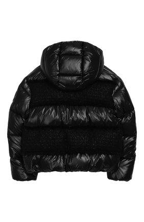 Пуховая куртка с капюшоном Elbe | Фото №2