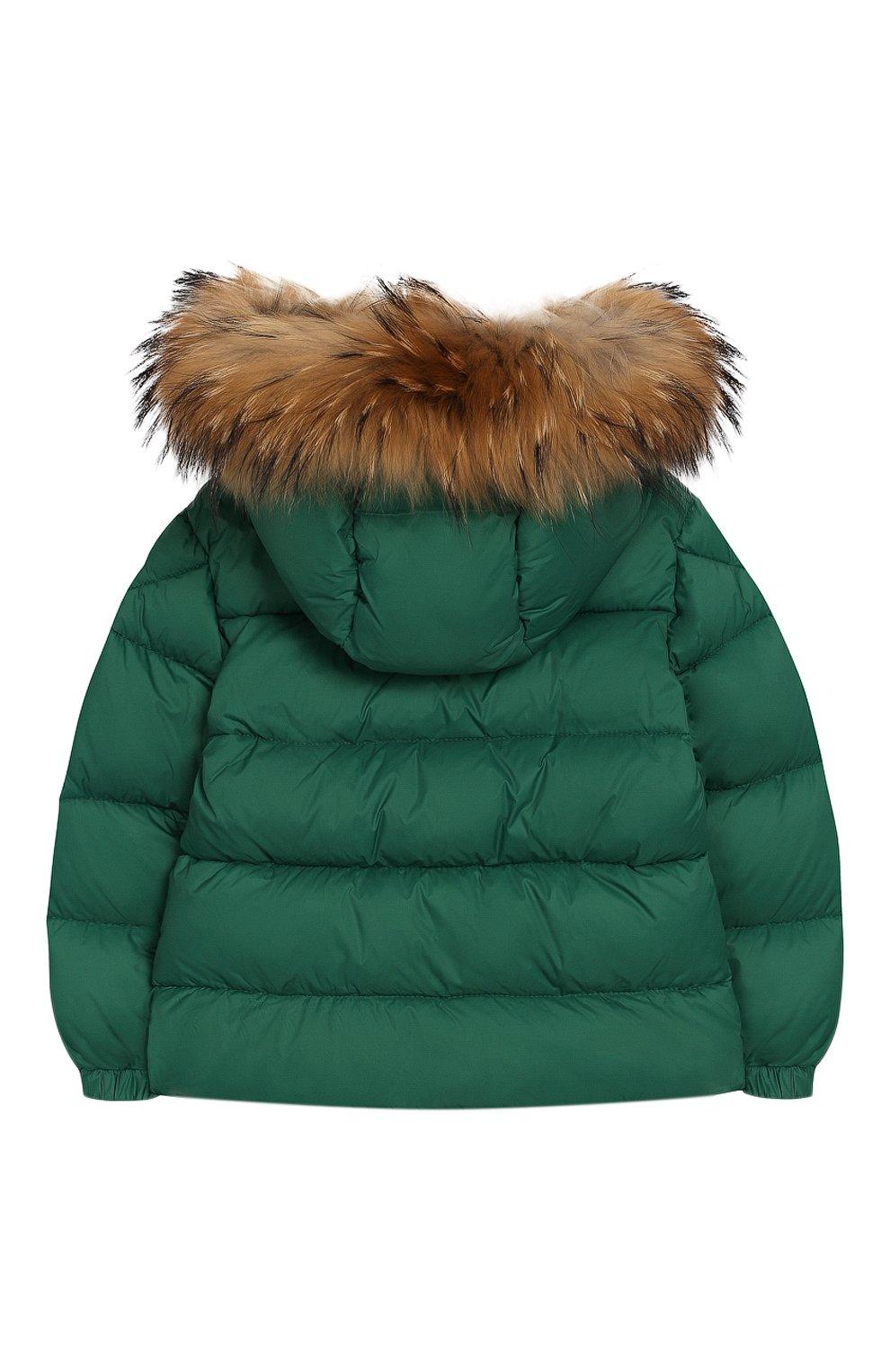 Комплект из куртки и комбинезона | Фото №4