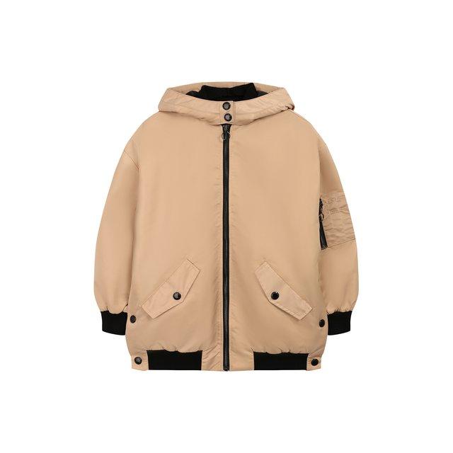 Куртка с капюшоном Ermanno Scervino